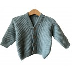 "Cardigan ""Mint syrup"""