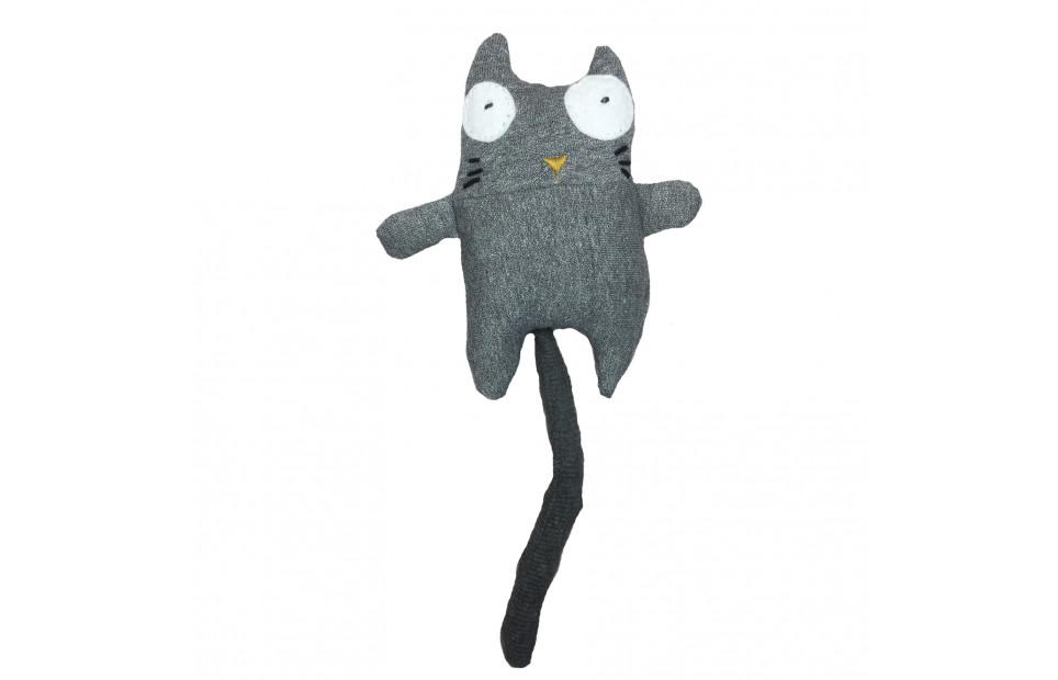 Doudou Zélie cat